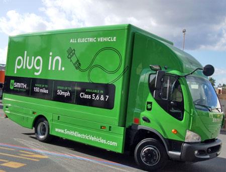 Smith Electric Vehicles tiene un nuevo plan estratégico