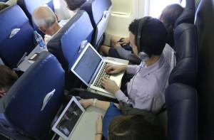 Telefonica y Vueling ofrecen wifi de alta velocidad