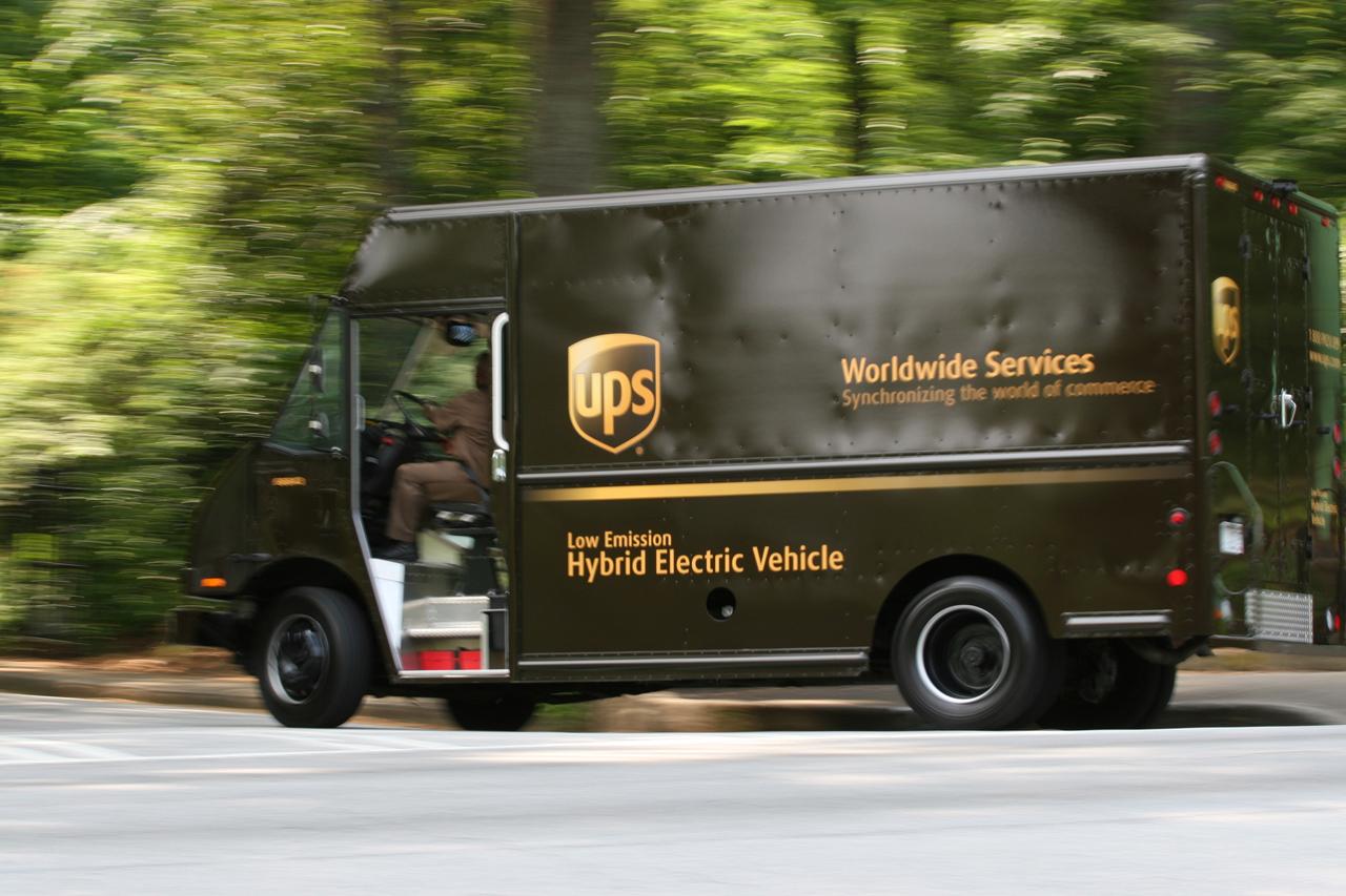 UPS amplía su capacidad en EEUU y Canadá