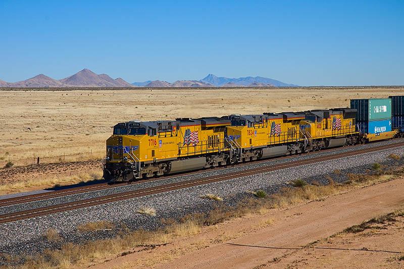 Union Pacific aumenta sus finanzas en el primer trimestre