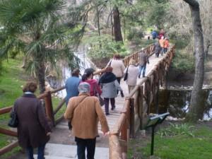 Se duplican las plazas de rutas culturales para mayores