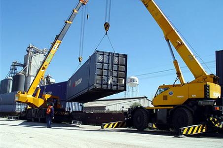 Aumenta el transporte intermodal en el primer trimestre