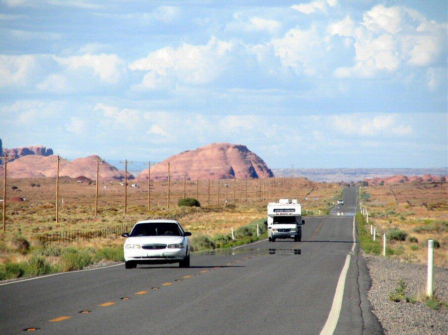 Aumenta el transporte por carretera en Estados Unidos