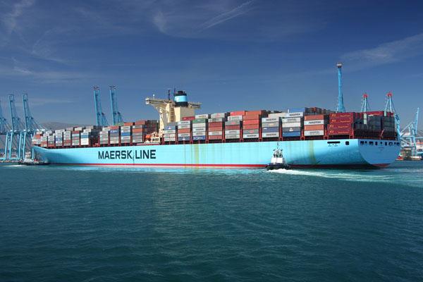 Aumenta la demanda en la ruta Asia-EEUU