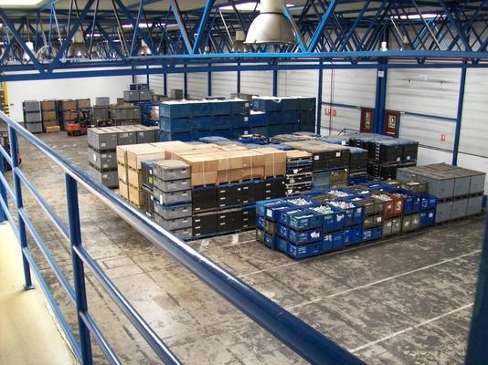Aumenta la necesidad de almacenes de logística en Asia