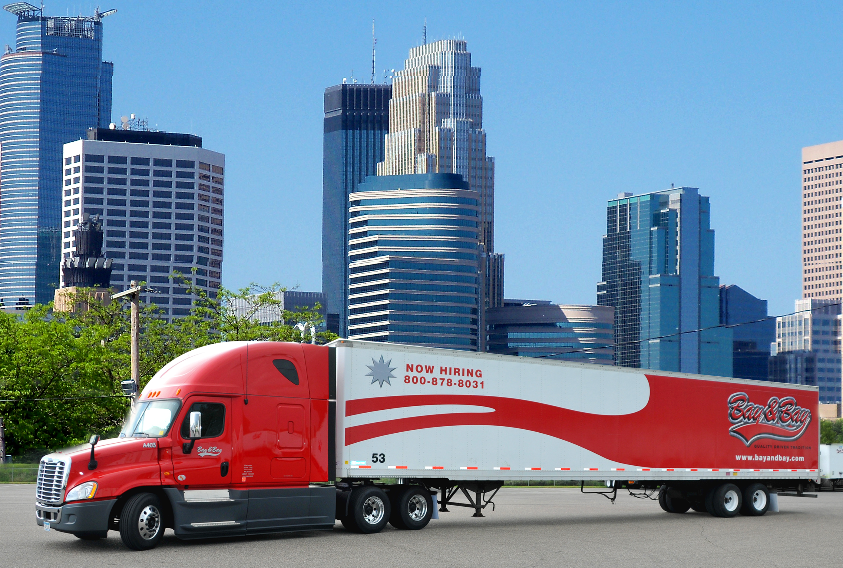Bay and Bay adquiere J&C Trucking