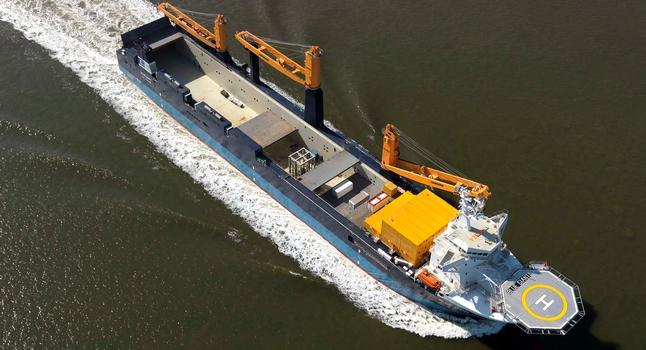 Ceona tiene dos nuevos barcos