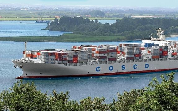 China COSCO se deshace de sus barcos viejos