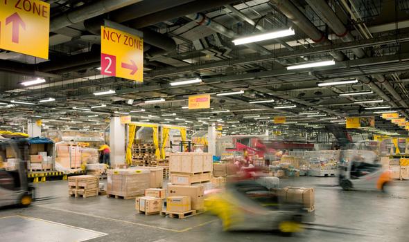 DHL amplía su presencia en Singapur