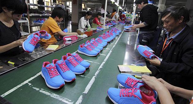 Desaceleración en el sector de las manufacturas