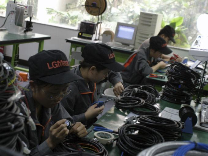 Disminuyen las ventajas de fabricar en China
