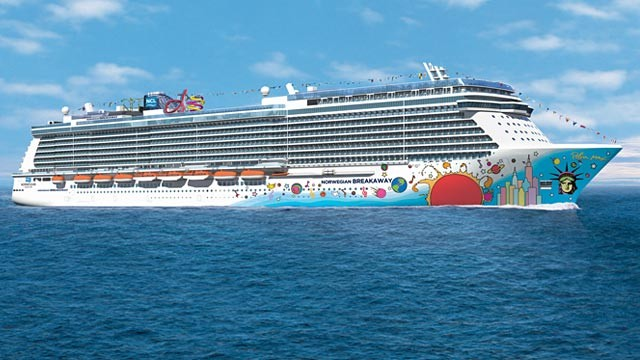 Incidente en un barco de Norwegian Cruise Line