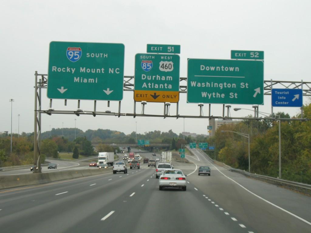 Las obras de la I-95 provocarán cortes de carretera