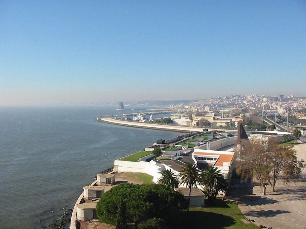 Lisboa bate su récord de turistas de cruceros