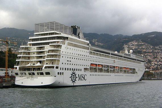 MSC renueva sus barcos