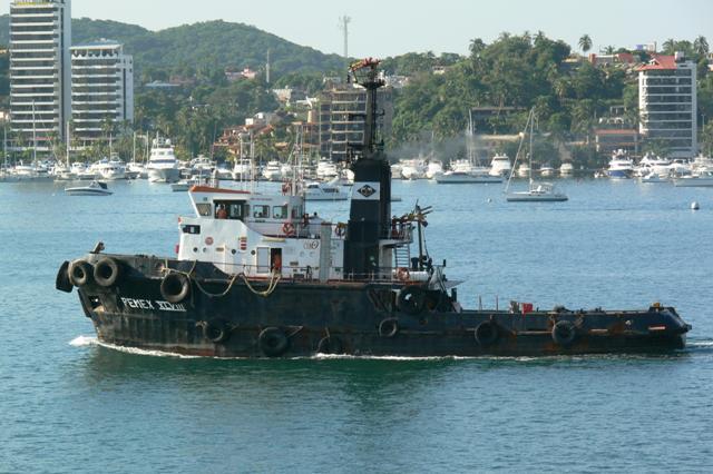 Pemex encarga cuatro nuevos remolcadores