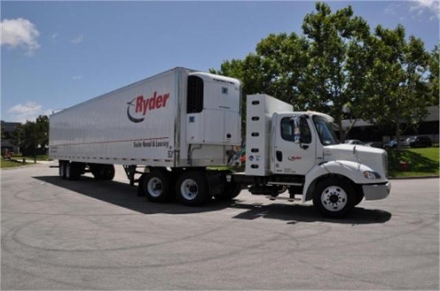 Ryder invierte en nuevos sistemas de gas natural