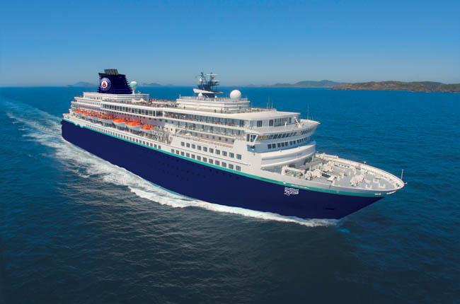 Sovereign volverá a navegar el 24 de mayo de 2014