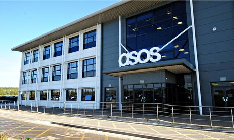 ASOS reduce su margen de beneficios