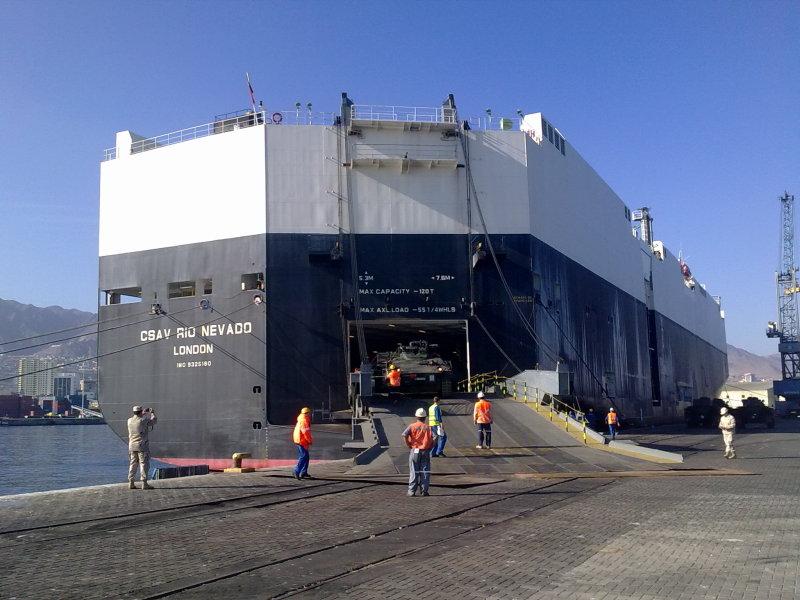 CSAV se reestructura mientras prepara su fusión con Hapag Lloyd