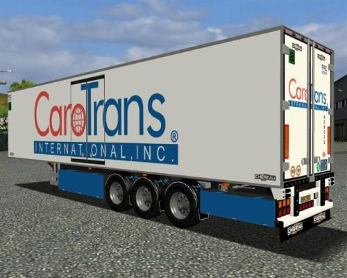 CaroTrans fortalece su red China-Estados Unidos