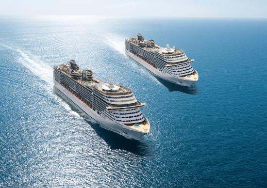 Compañías de cruceros a la conquista del mercado chino