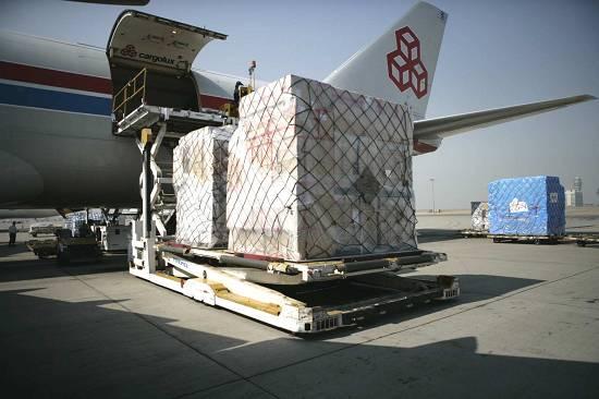 Crece el volumen de carga aérea en Asia-Pacífico