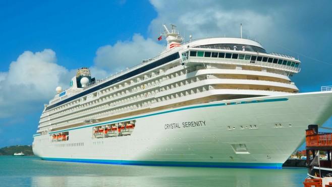 Crystal Cruises prepara sus itinerarios para 2016-2017