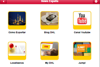 DHL-News-app