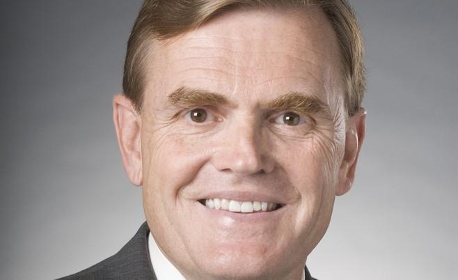 David Abney, nuevo CEO de UPS