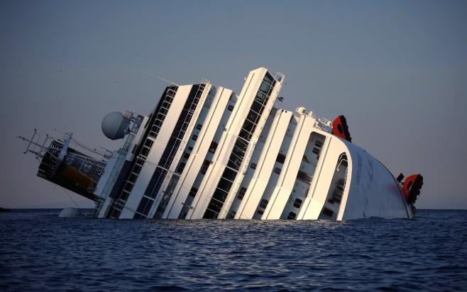 El Costa Concordia ya sabe cual será su destino
