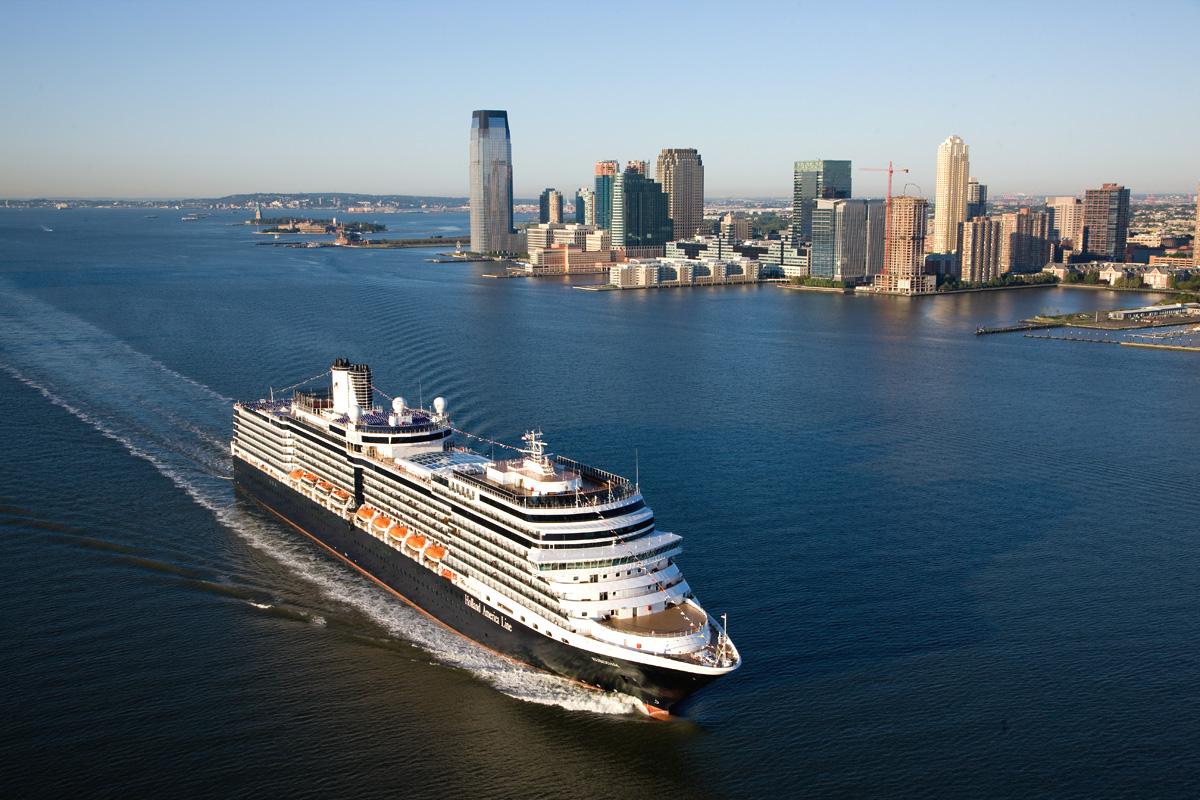 El crucero mundial de Holland America visitará 45 puertos