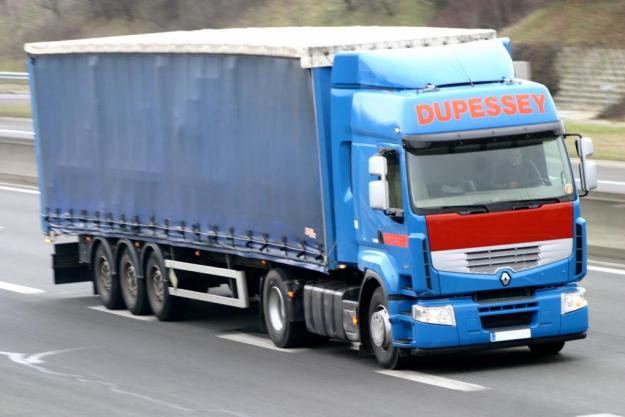 El transporte de carga sigue creciendo en EEUU