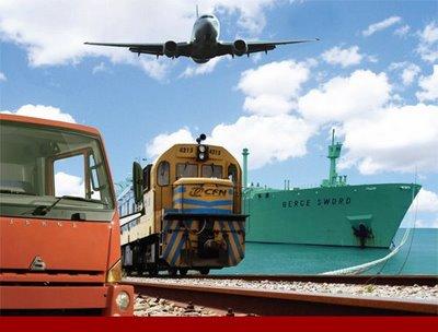 Fuerte aumento del transporte intermodal en mayo