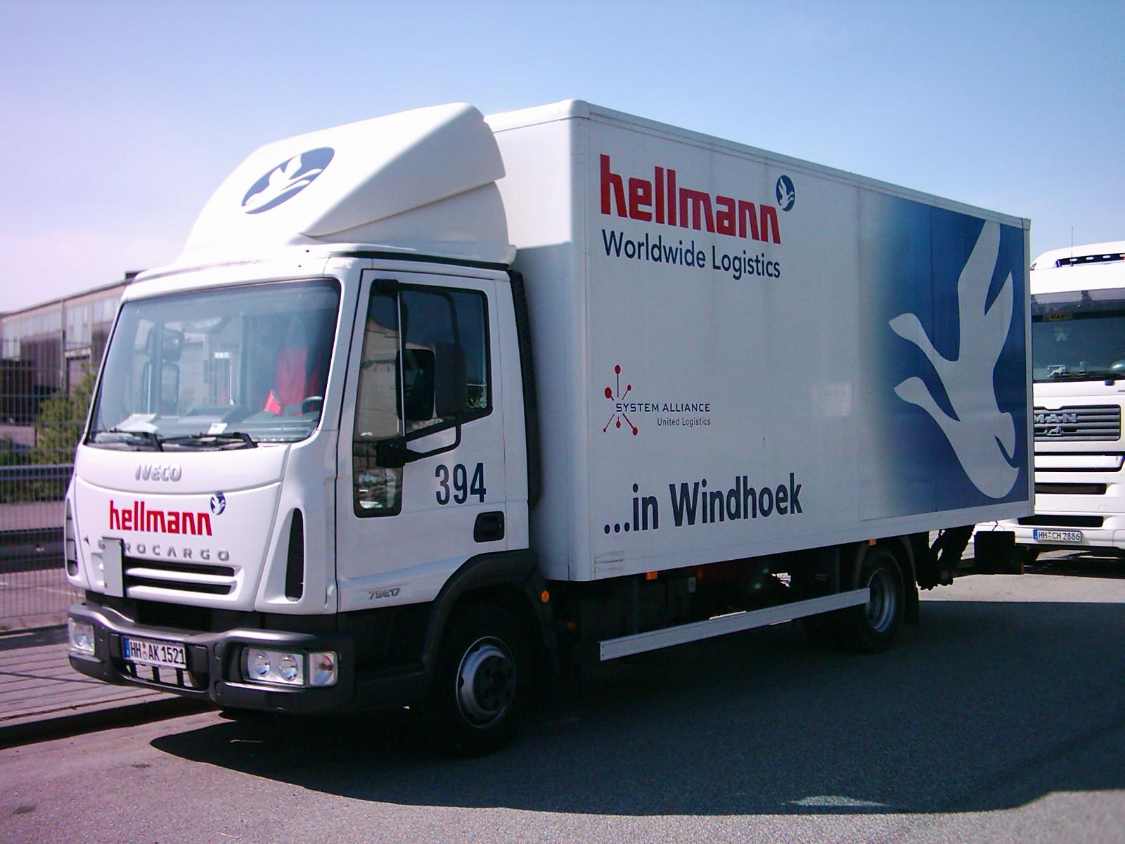 Hellmann elige a Netwin como proveedor de software