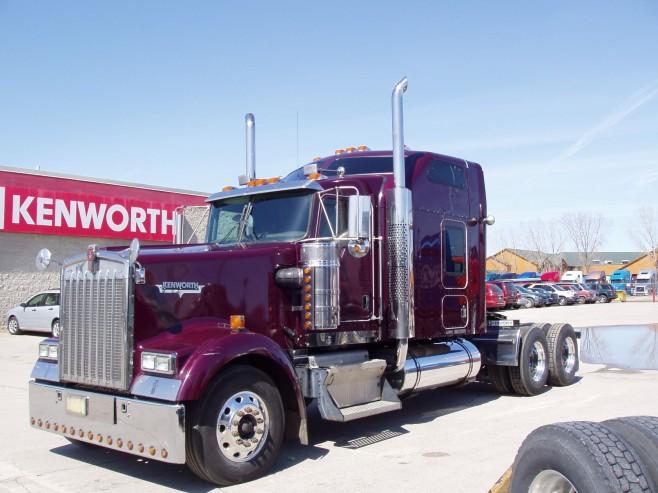 Kenworth renueva sus camiones