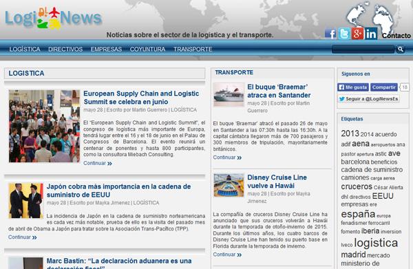 Loginews-web