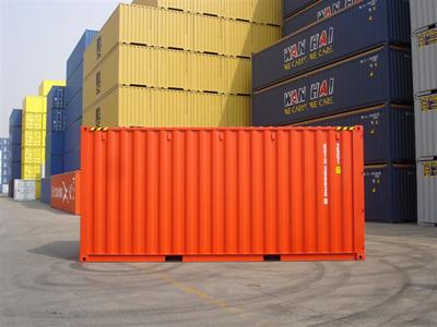 Más de 1.500 contenedores se pierden cada año en el mar