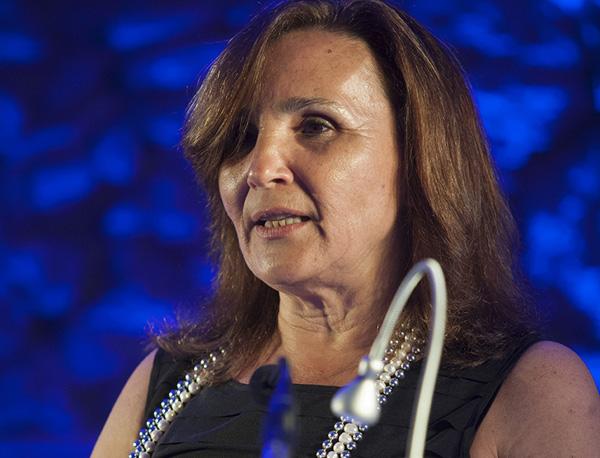Miriam Garrido de la Cierva presidenta de GEBTA