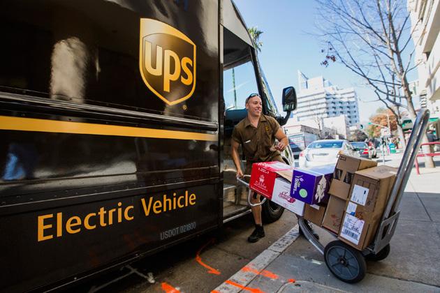 Nueva política de precios de UPS a final de año