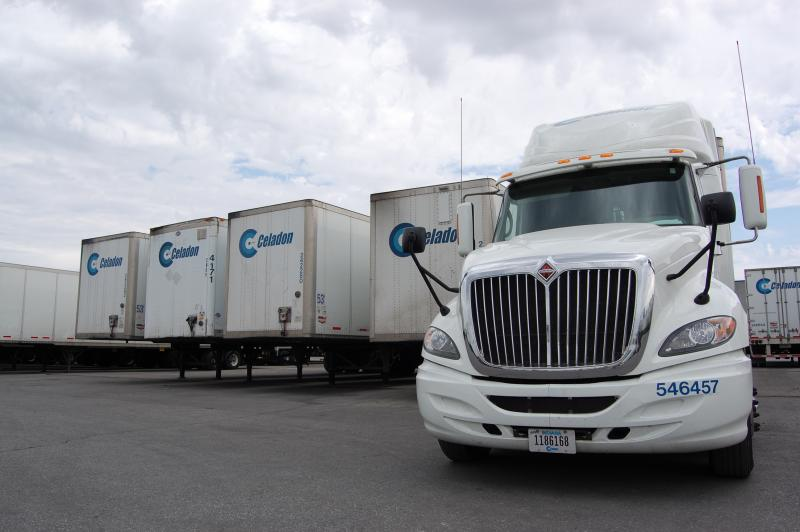 Nuevo contrato entre Celadon Logistics y CVG