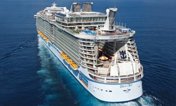 Royal Caribbean firma nuevos contratos de mantenimiento
