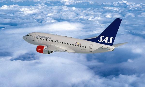 SAS-avion