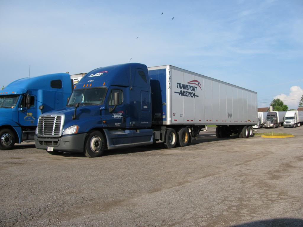 TransForce adquiere Transport America
