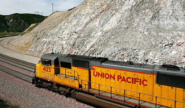 Union Pacific aumenta la frecuencia de algunos servicios intermodales
