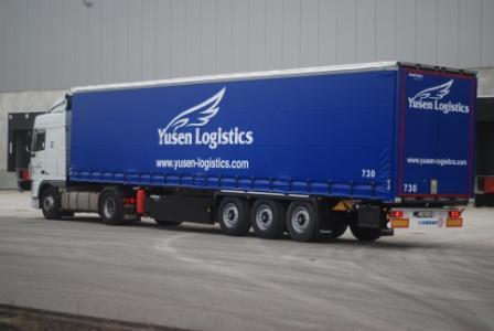 Yusen Logistics refuerza su servicio EEUU/México