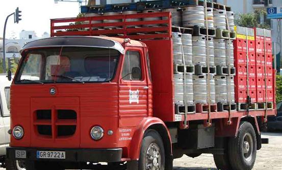 camion antiguo