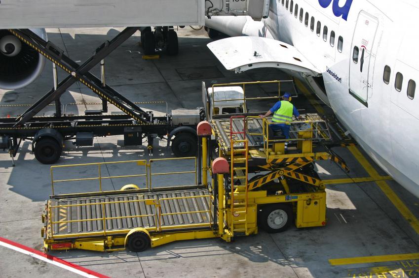 Aumenta el flete de carga aérea en aviones de pasajeros