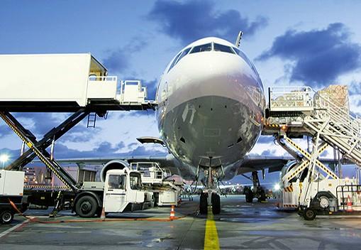 Aumenta el transporte aéreo de mercancías en EEUU