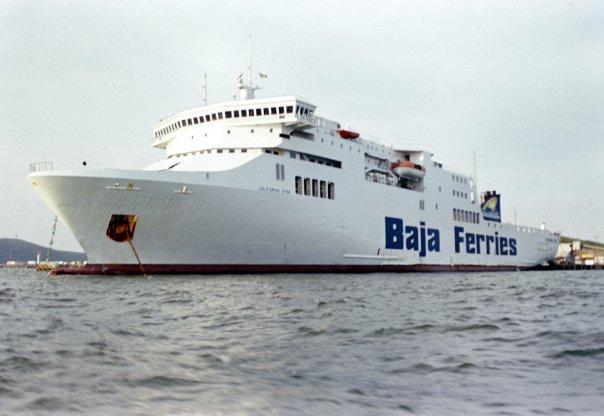 Baja Ferries podría adquirir SNCM